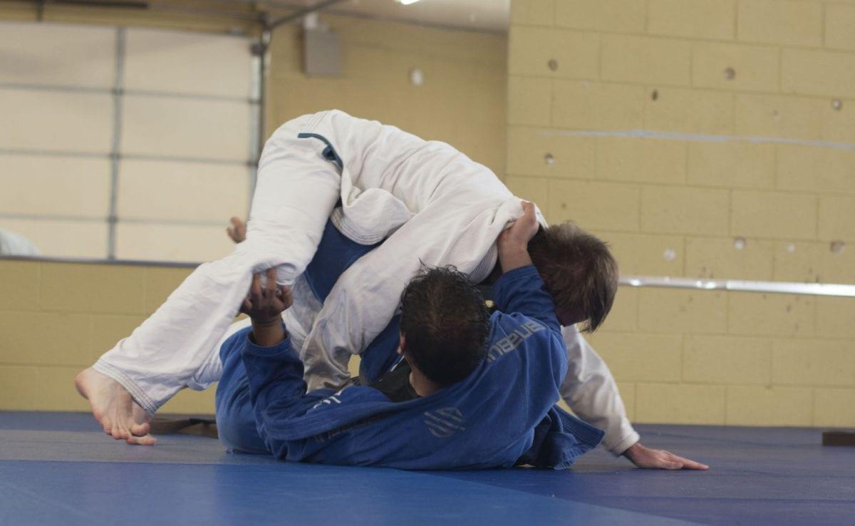 Jiu-Jitsu nas universidades