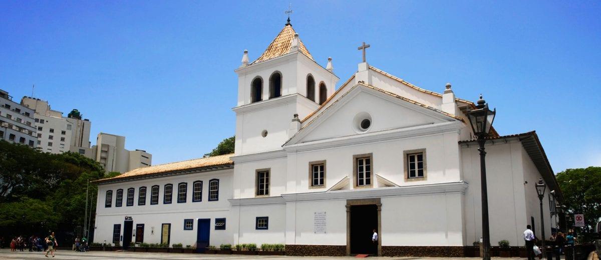 Conheça 5 lugares históricos no centro de São Paulo