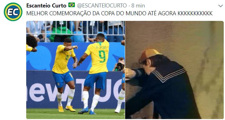 Os Melhores Memes de Brasil e México