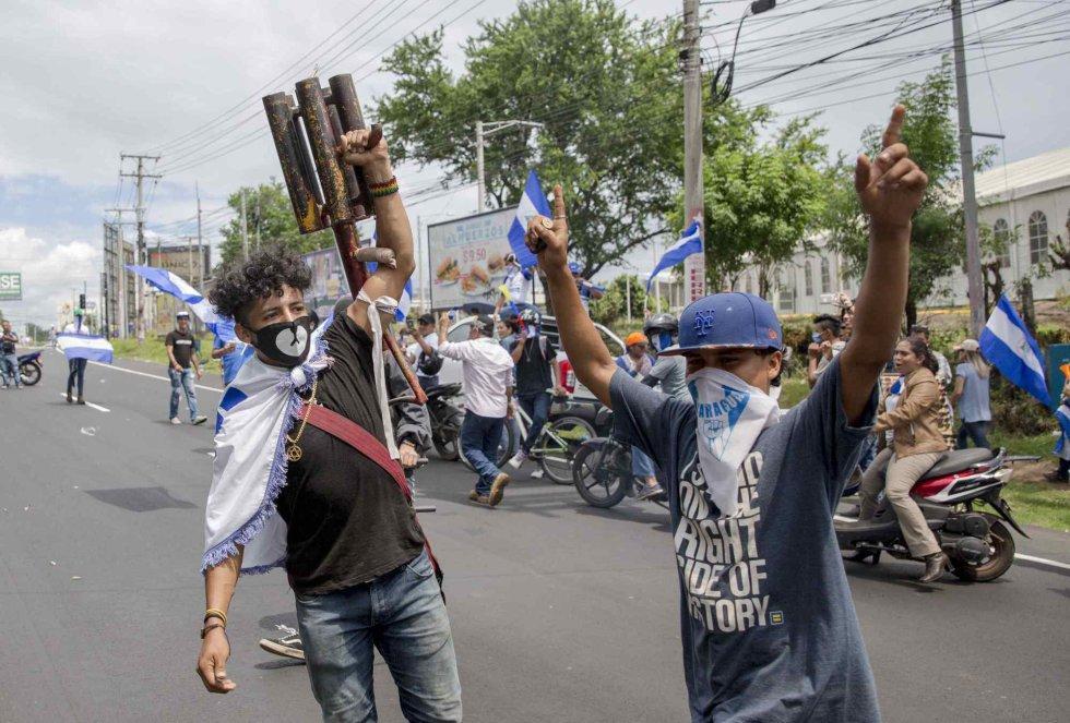 A Nicarágua caótica de Ortega