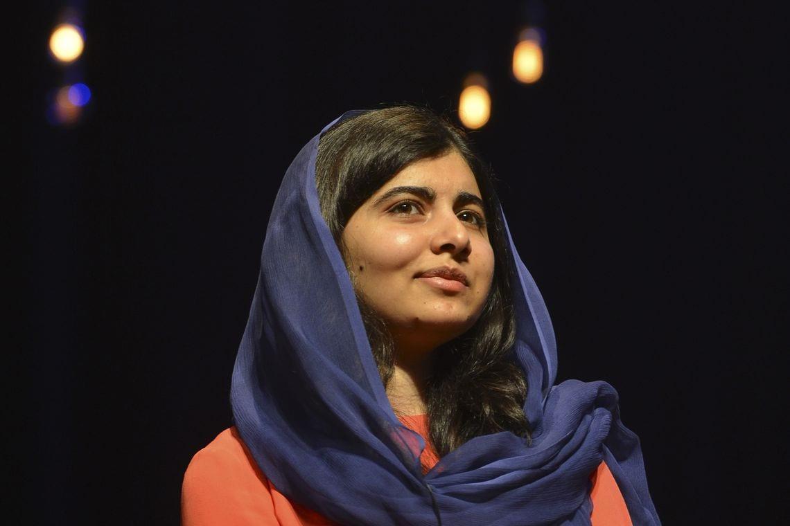 Malala, ganhadora do Nobel da Paz, visita o Brasil