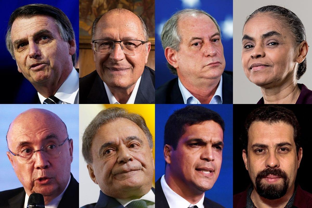Resumo e Propostas dos Candidatos à Presidência 2018