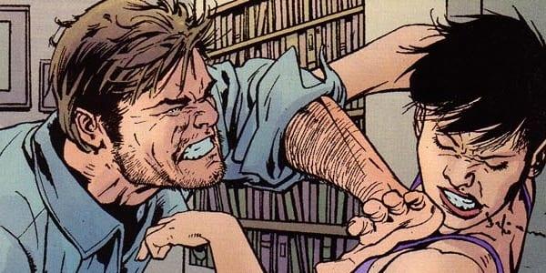 Violência Doméstica nos Quadrinhos