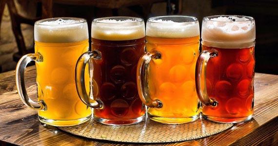 A cerveja, assim como outras bebidas alcoólicas, faz mla se consumida em excesso.
