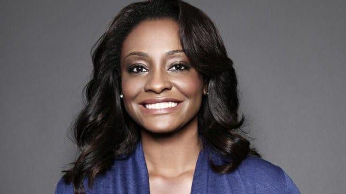 Joyce Ribeiro se torna primeira mulher negra mediando um debate