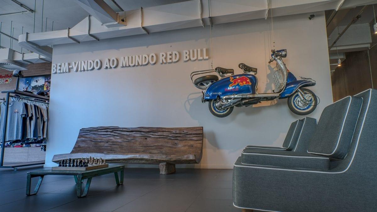 Red Bull abre processo de trainee