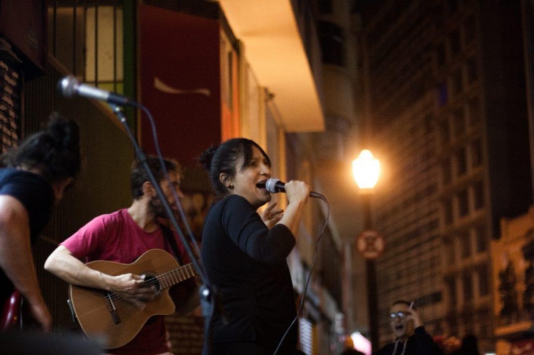 São Paulo: Show da Agência Difusão no Meu Santo Bar, hoje!