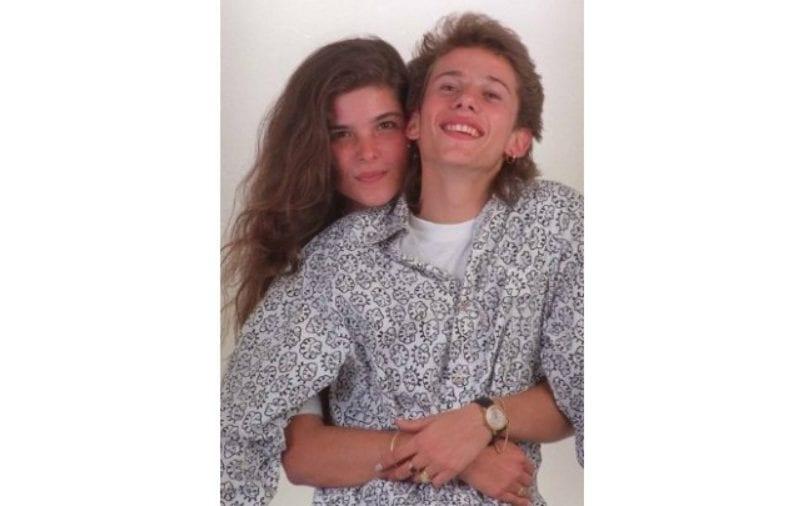 Cristiana Oliveira e Rafael Ilha já formaram um casal de namorados.