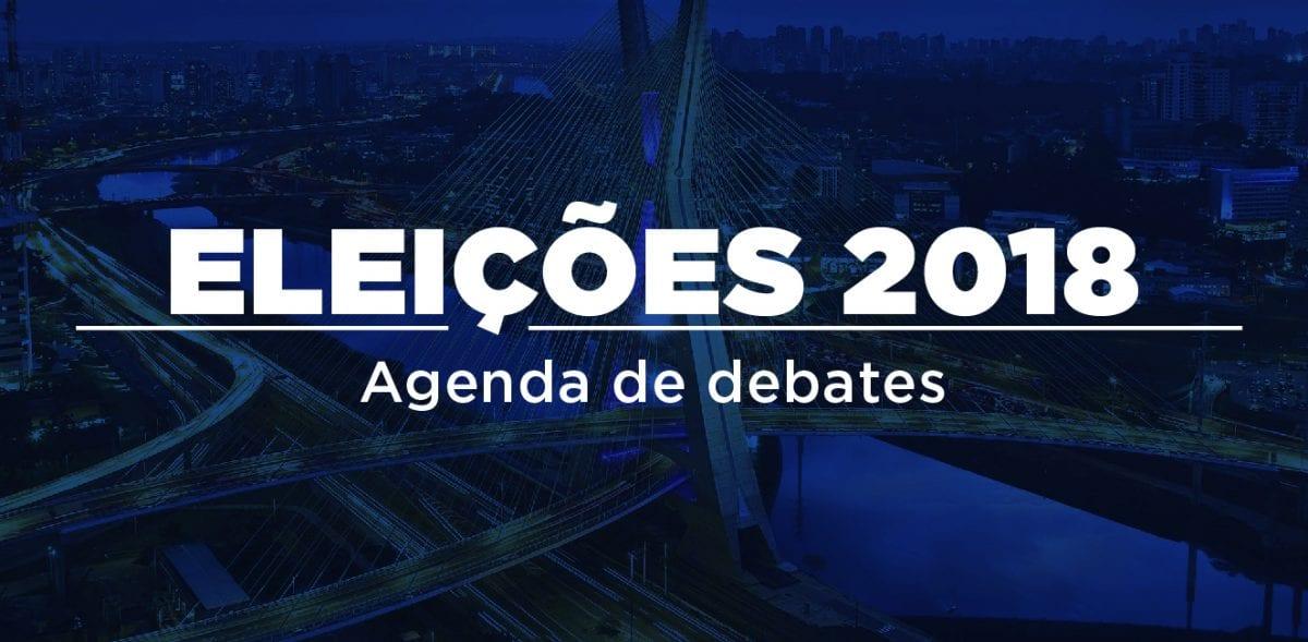 Agenda de Debates do 2º Turno entre os Candidatos à Presidência