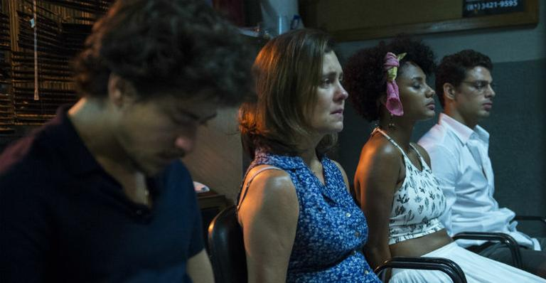 Justiça é uma minissérie brasileira disponível na Globoplay.