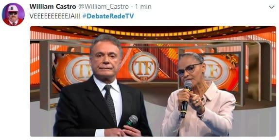 Humor: Os Melhores Memes do Debate da RedeTV