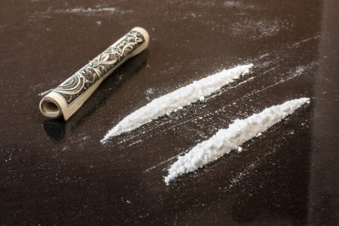pó cocaína coca efeitos sensações abstinência abstinencia duracao organismo