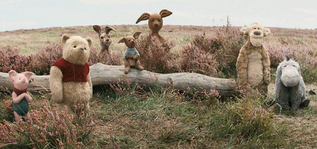 Resenha: Christopher Robin (ursinho Pooh)