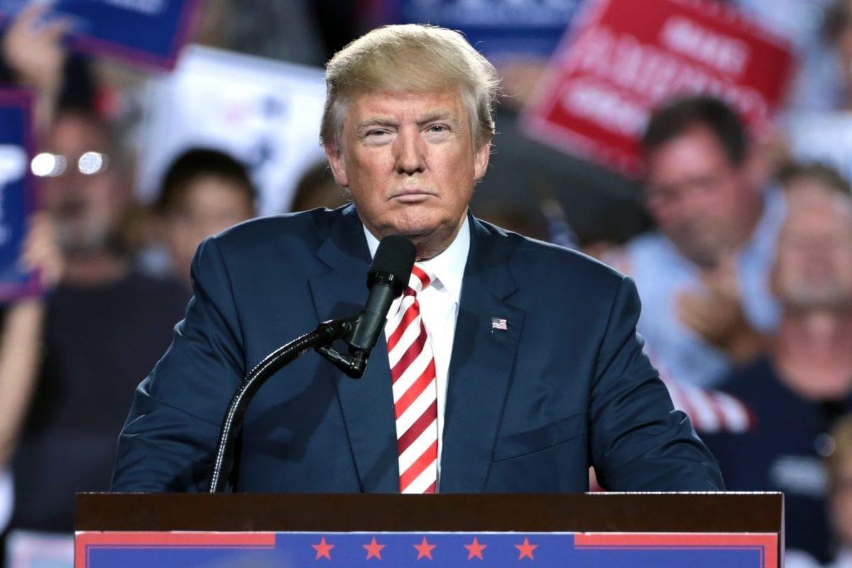 A caça às bruxas de Donald Trump
