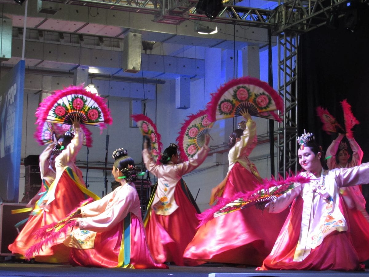 Brasil Hallyu Expo 2018: Cultura Coreana no Brasil