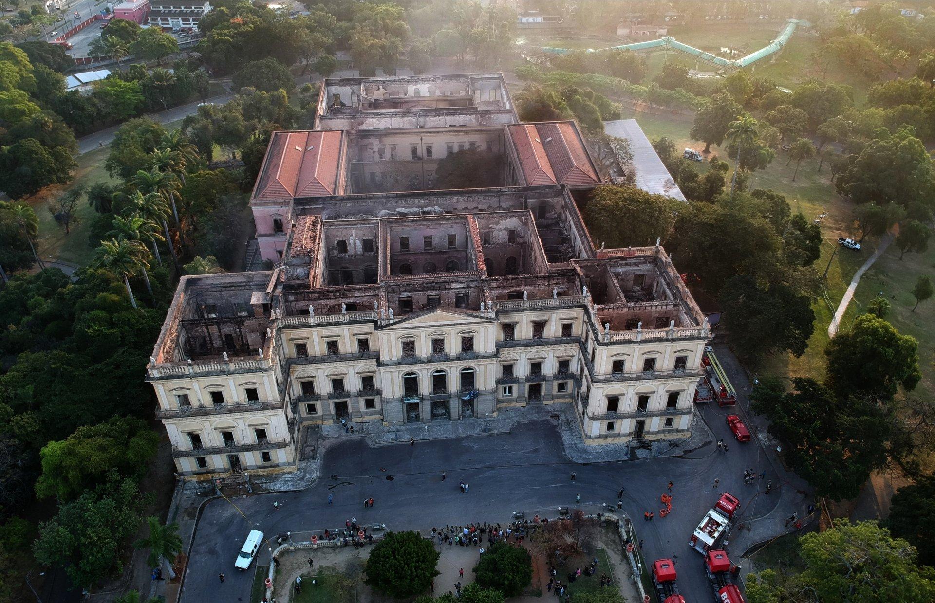 Museu Nacional: o que se perdeu no incêndio