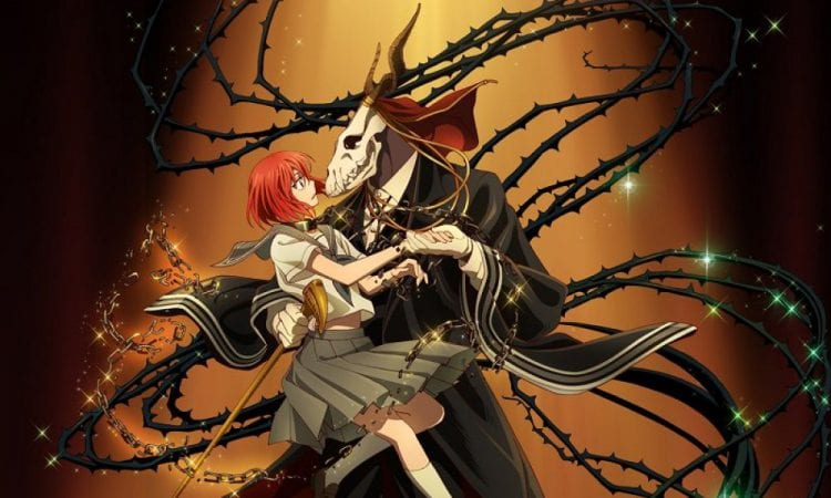 Resenha: The Ancient Magus Bride
