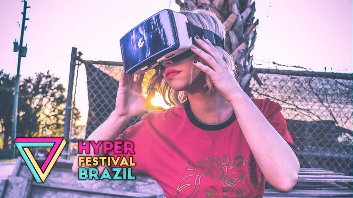 Hyper Festival 2018 traz experiências de realidade aumentada