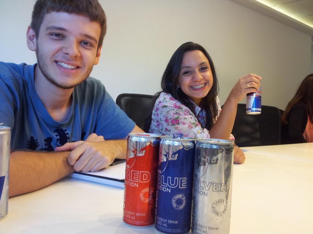 Fala!Relembra – Visita de colaboradores na Red Bull