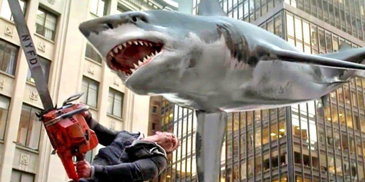Resenha: Sharknado