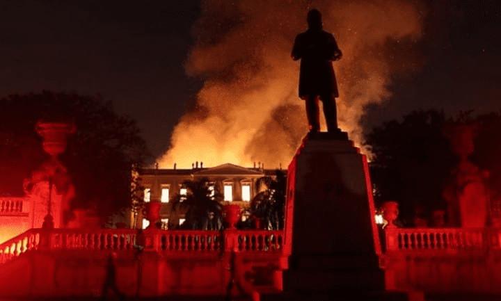 Um Mês do Incêndio do Museu Nacional: O que Ficou como Lição