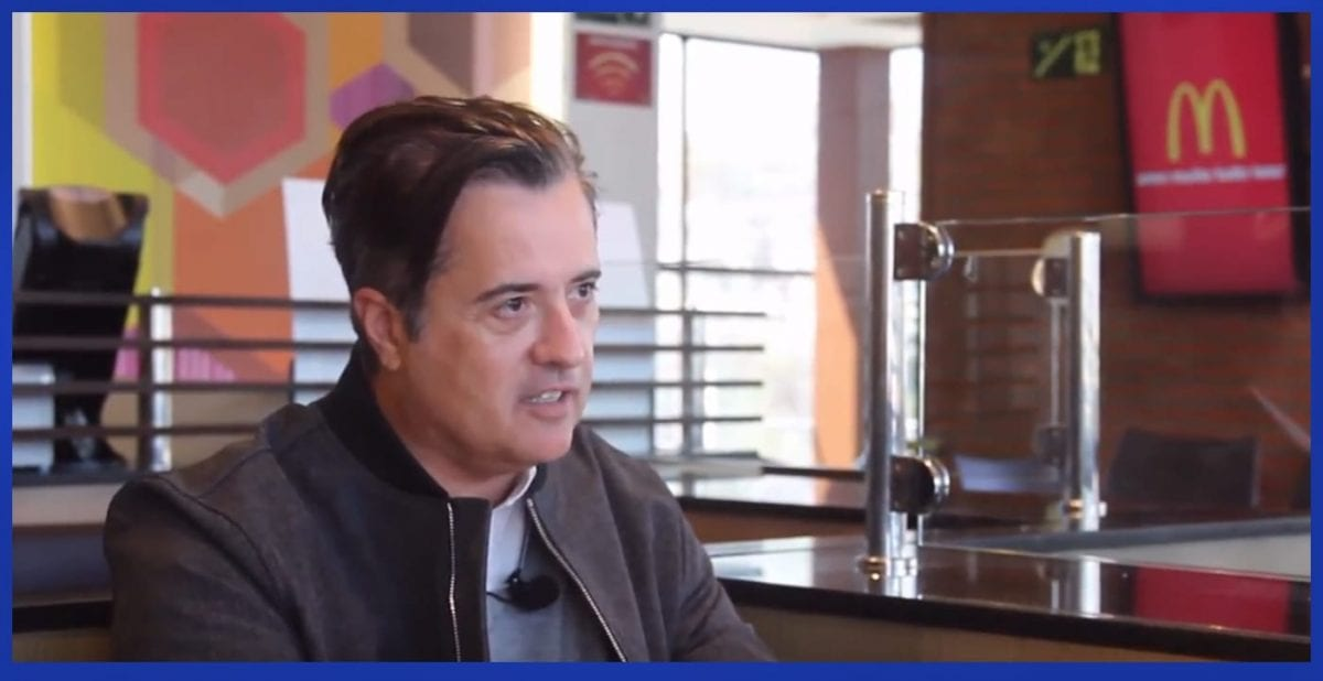 Fala!Marcas conversa com Roberto Gnypek, Vice-Presidente do McDonald's