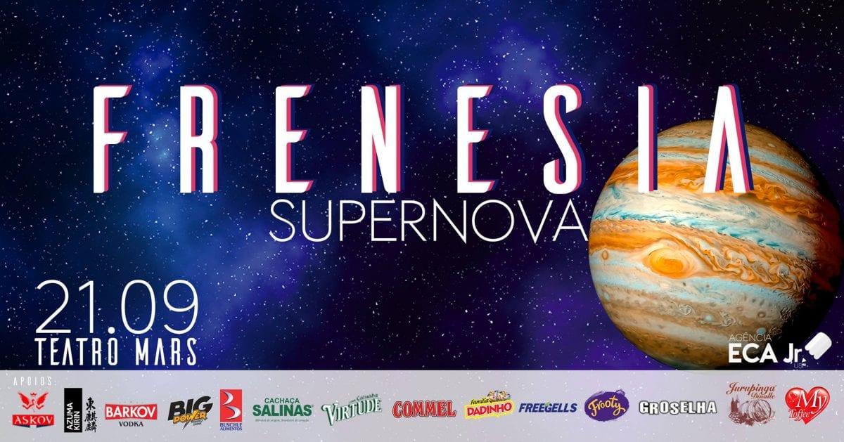 Razões para não perder a Frenesia Supernova da USP