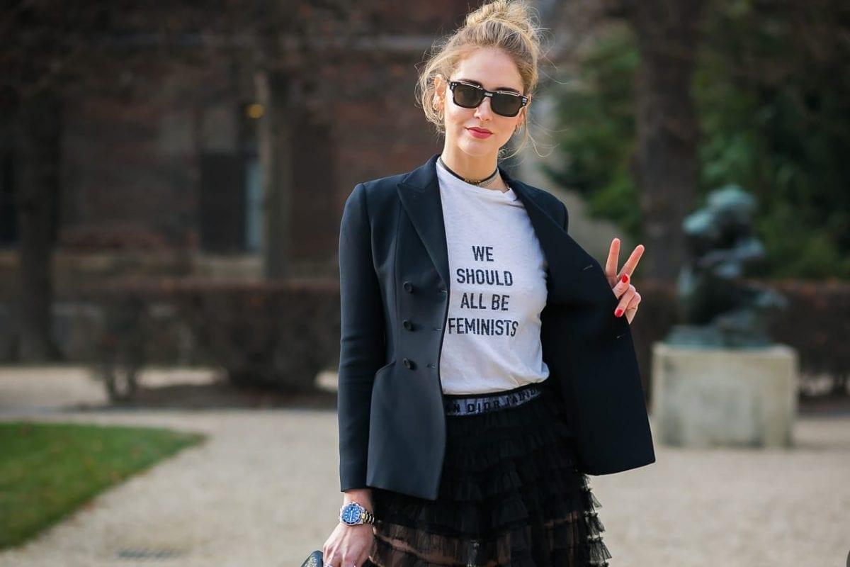 Chiara Ferragni Prova que Moda Não é Futilidade