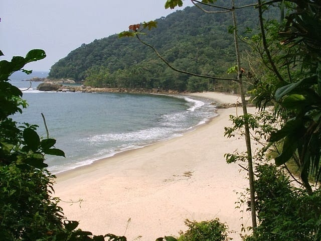 Praia do Camburi (Guarujá)