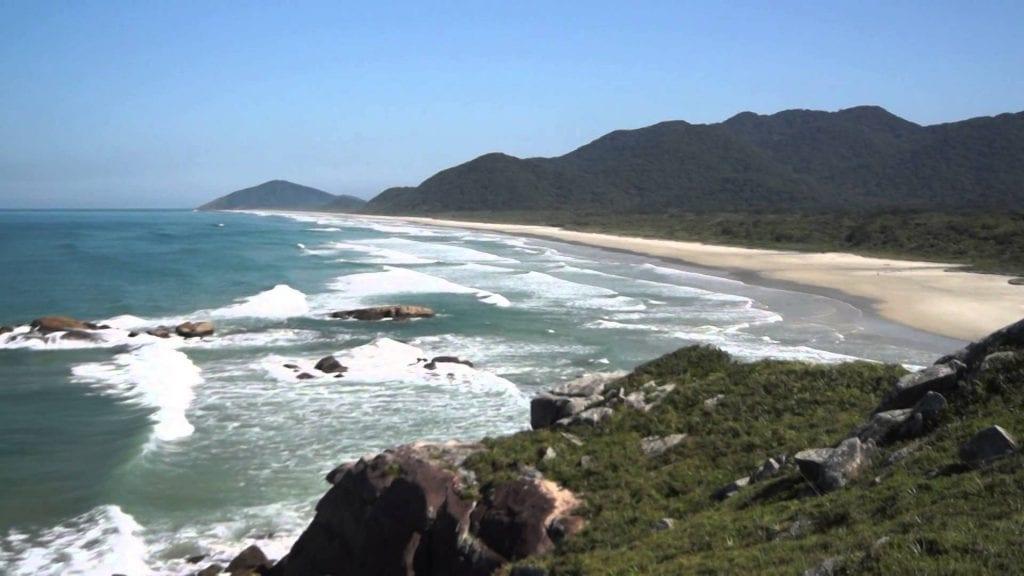 Praia da Lage (Ilha do Cardoso/SP)
