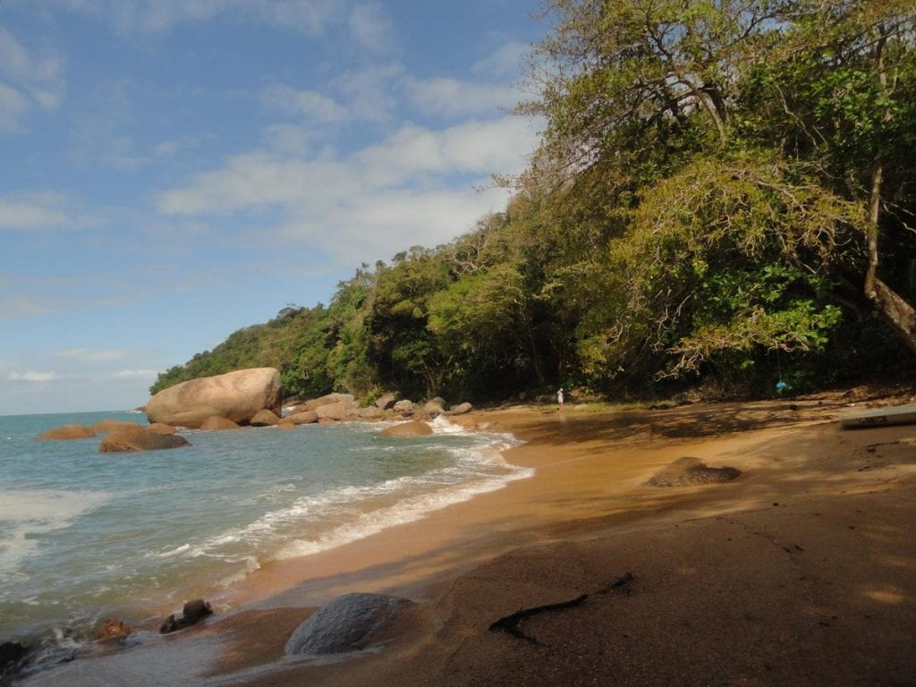 Praia da Raposa ( Ubatuba/SP)