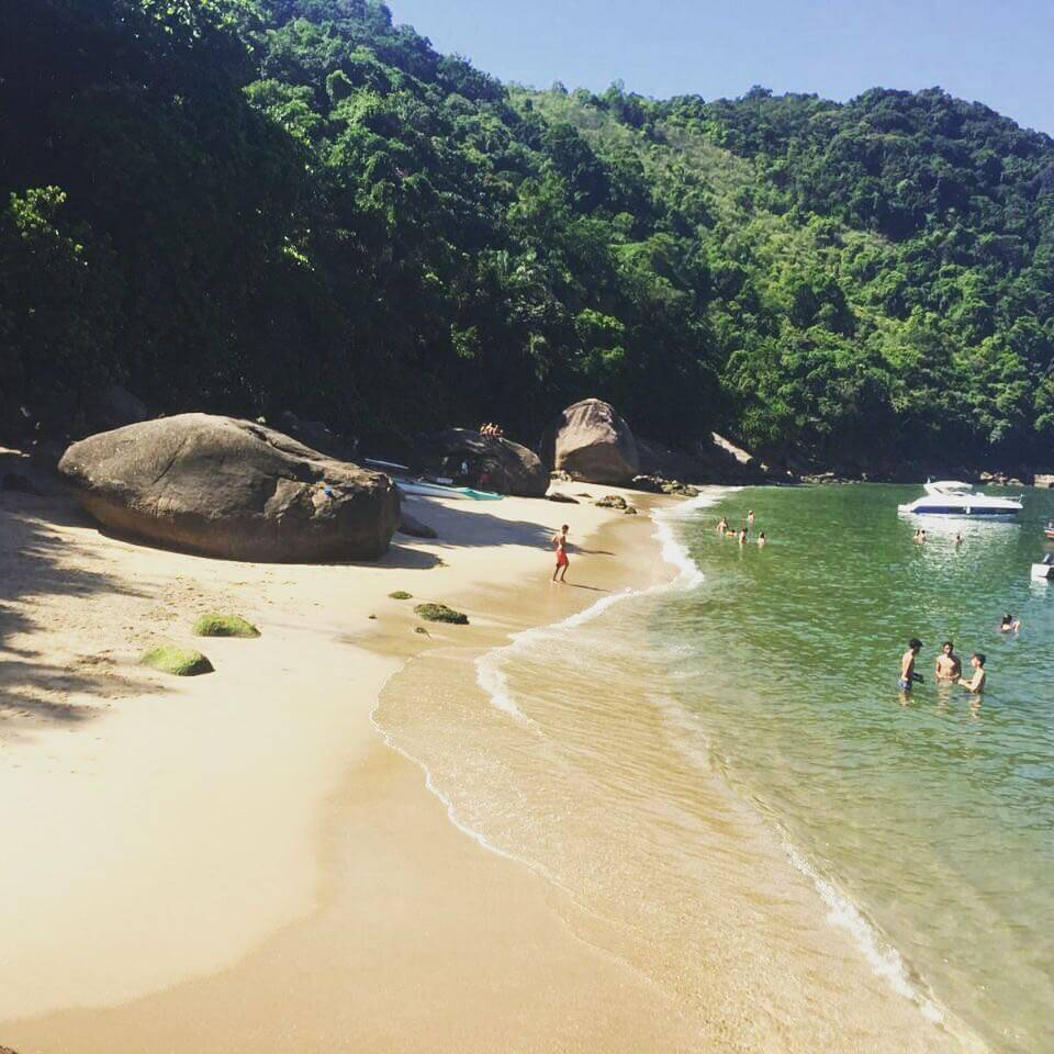 Praia do Sangava (Guarujá)