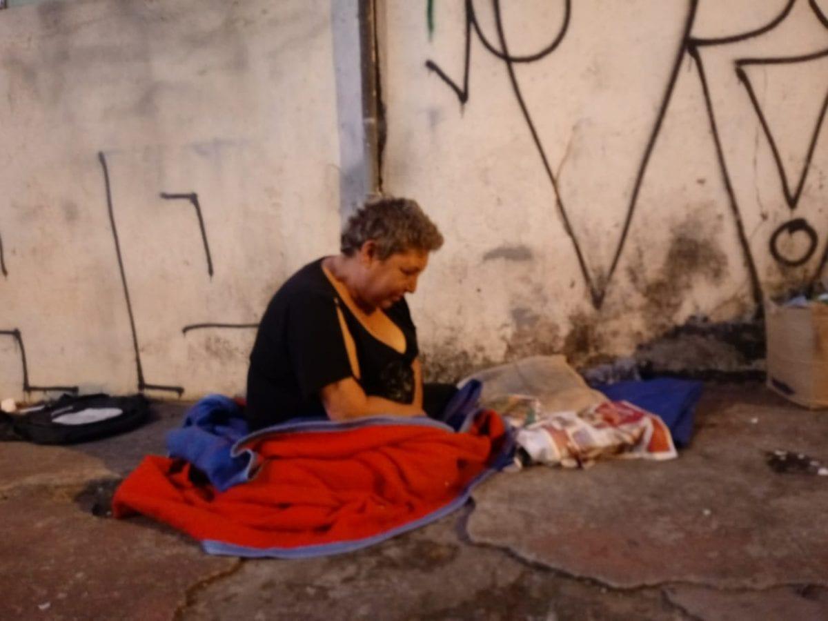 Identidade perdida – Histórias de Moradores de Rua