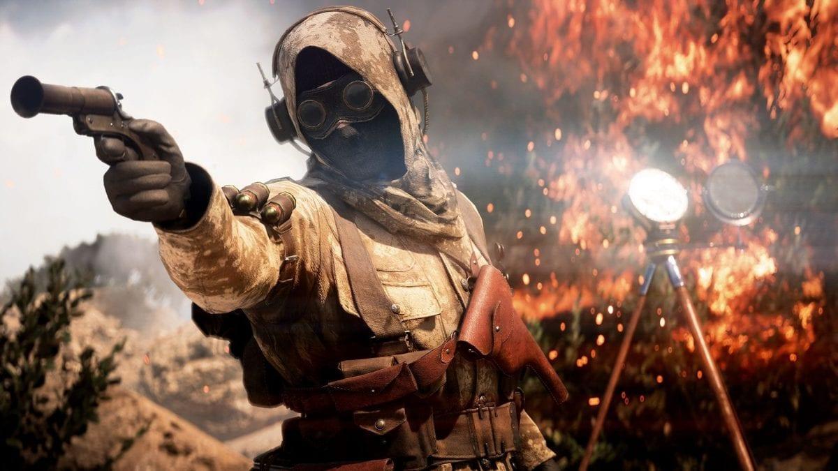Jogamos o novo Battlefield V na Brasil Game Show