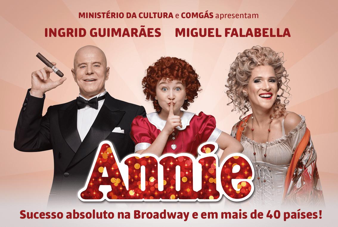 Resenha: Annie, o musical