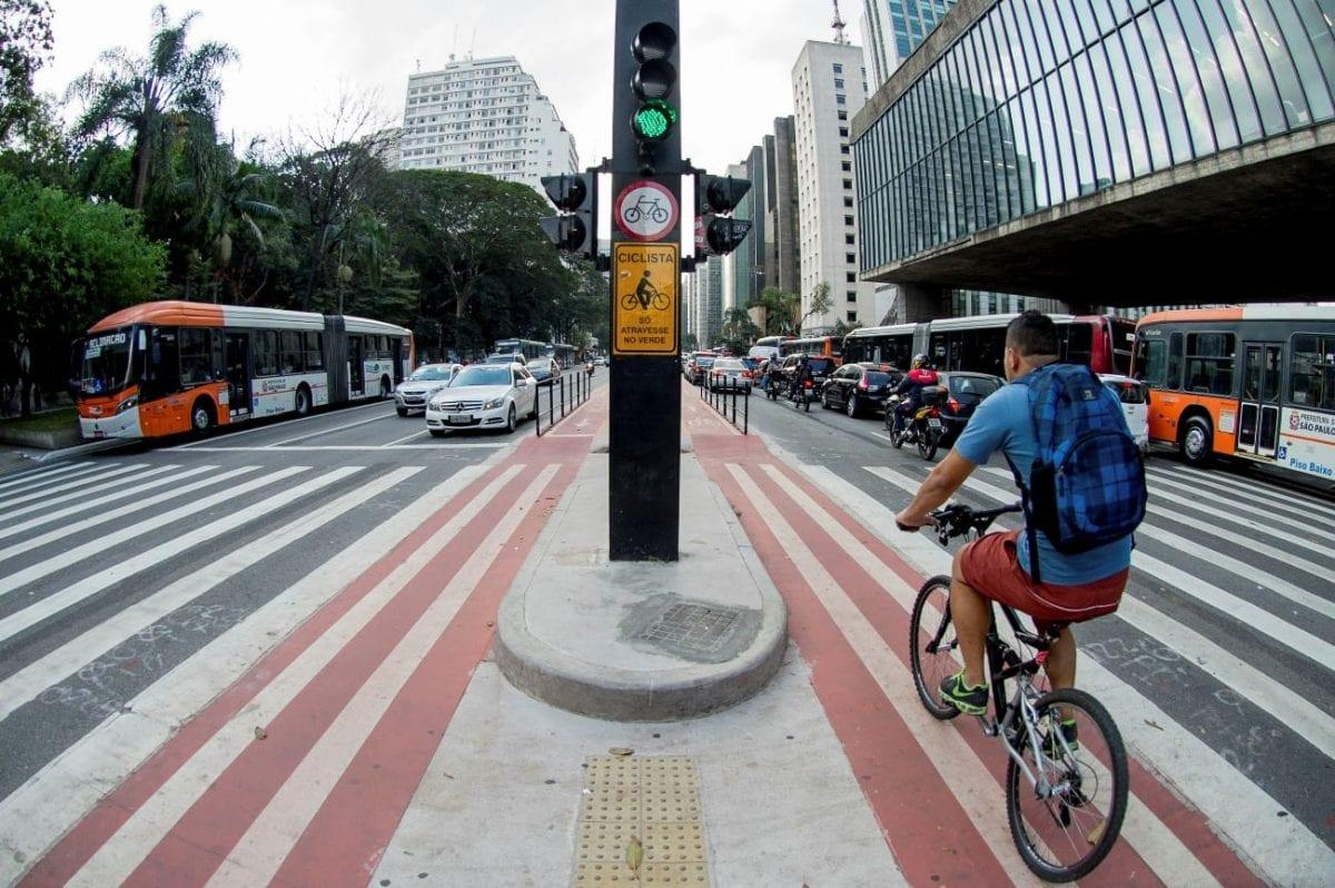 Ciclovias: Uma alternativa para o trânsito