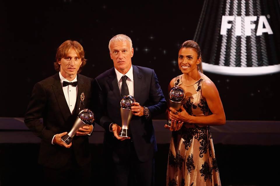 THE BEST FIFA 2018: O reinado de Marta e a quebra da hegemonia