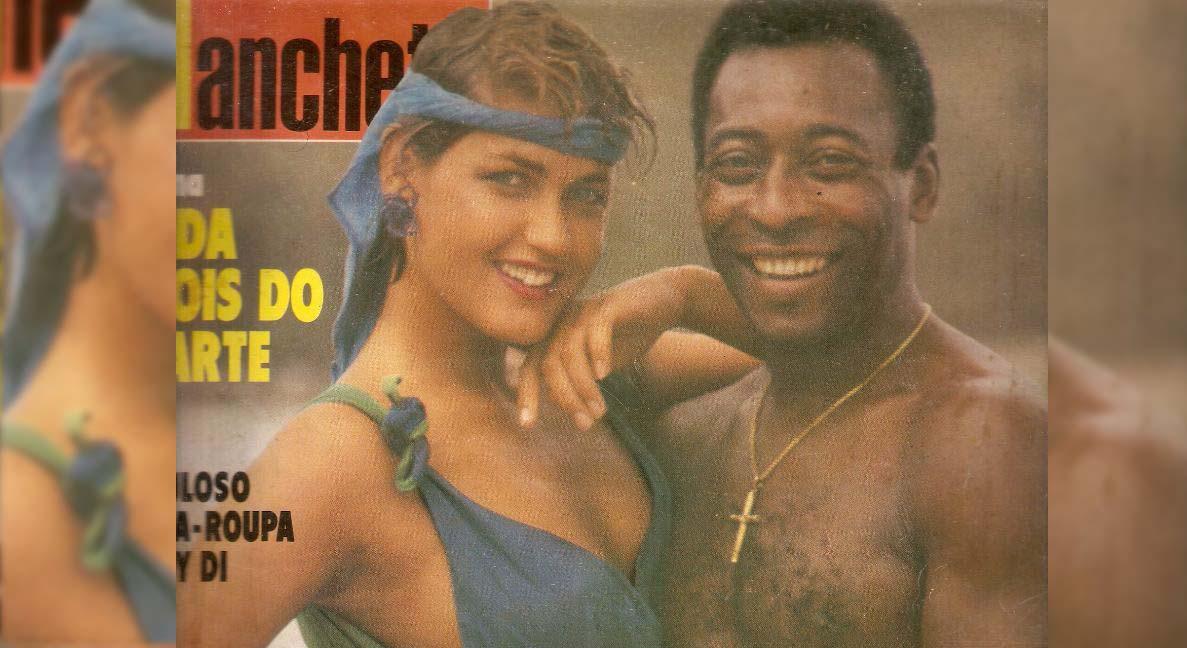 Crônica: Um sonho com Xuxa e Pelé