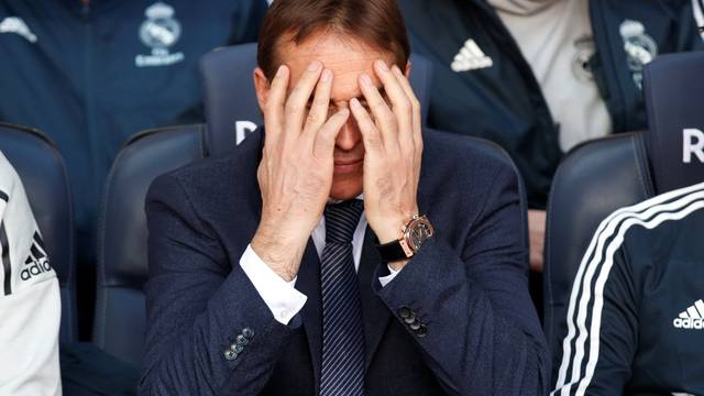 Análise: Os maus momentos do Real Madrid e a queda de Lopetegui
