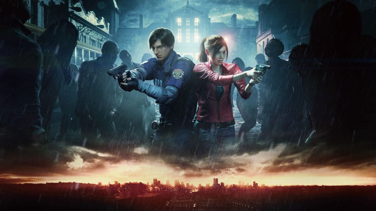 Jogamos o novo Resident Evil 2 – Remake