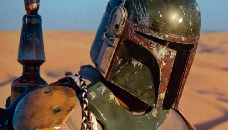 Os Mandalorianos é a primeira série live-action de Star Wars