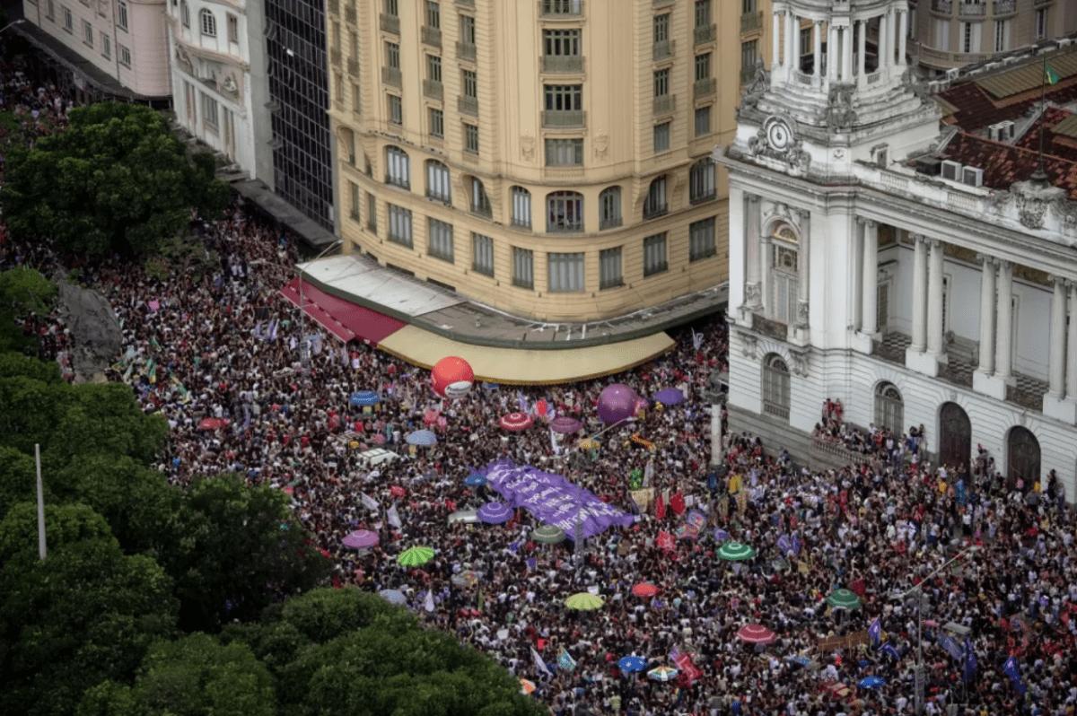 Ele não e Ele Sim: confira os protestos pelo Brasil