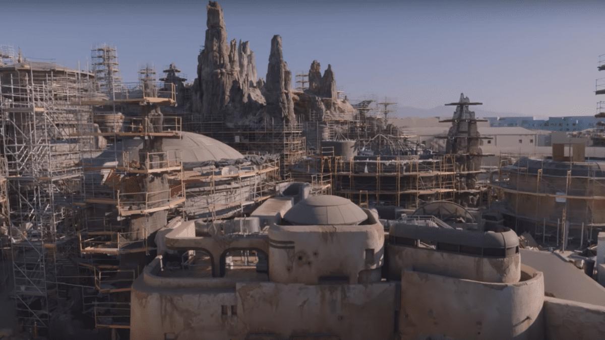 Novos parques da Disney dedicados ao universo de Star Wars