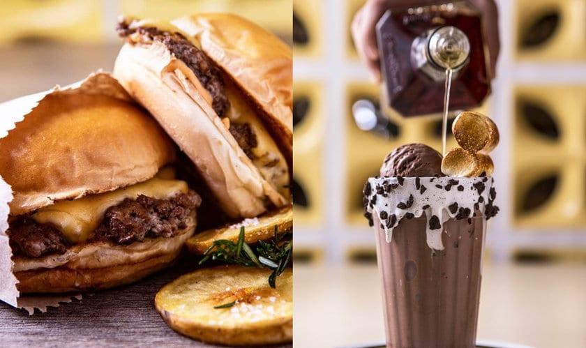 Milk Shake alcoólico: conheça hamburguerias para visitar nesse feriado
