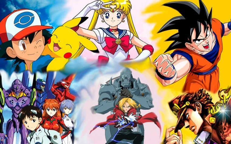 Animes: os desenhos japoneses que fazem sucesso no ocidente