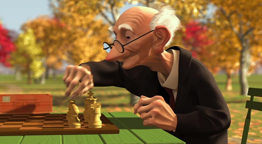 Cinco curta-metragens da Pixar que você precisa assistir