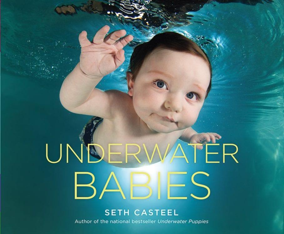 Seth Casteel, o fotógrafo queridinho da internet, faz ensaio com bebês