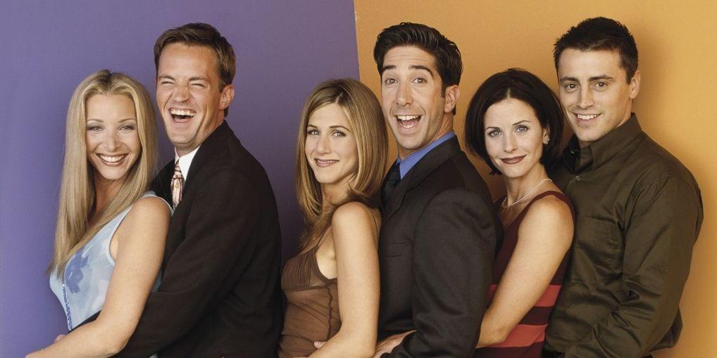 10 motivos para continuar amando Friends