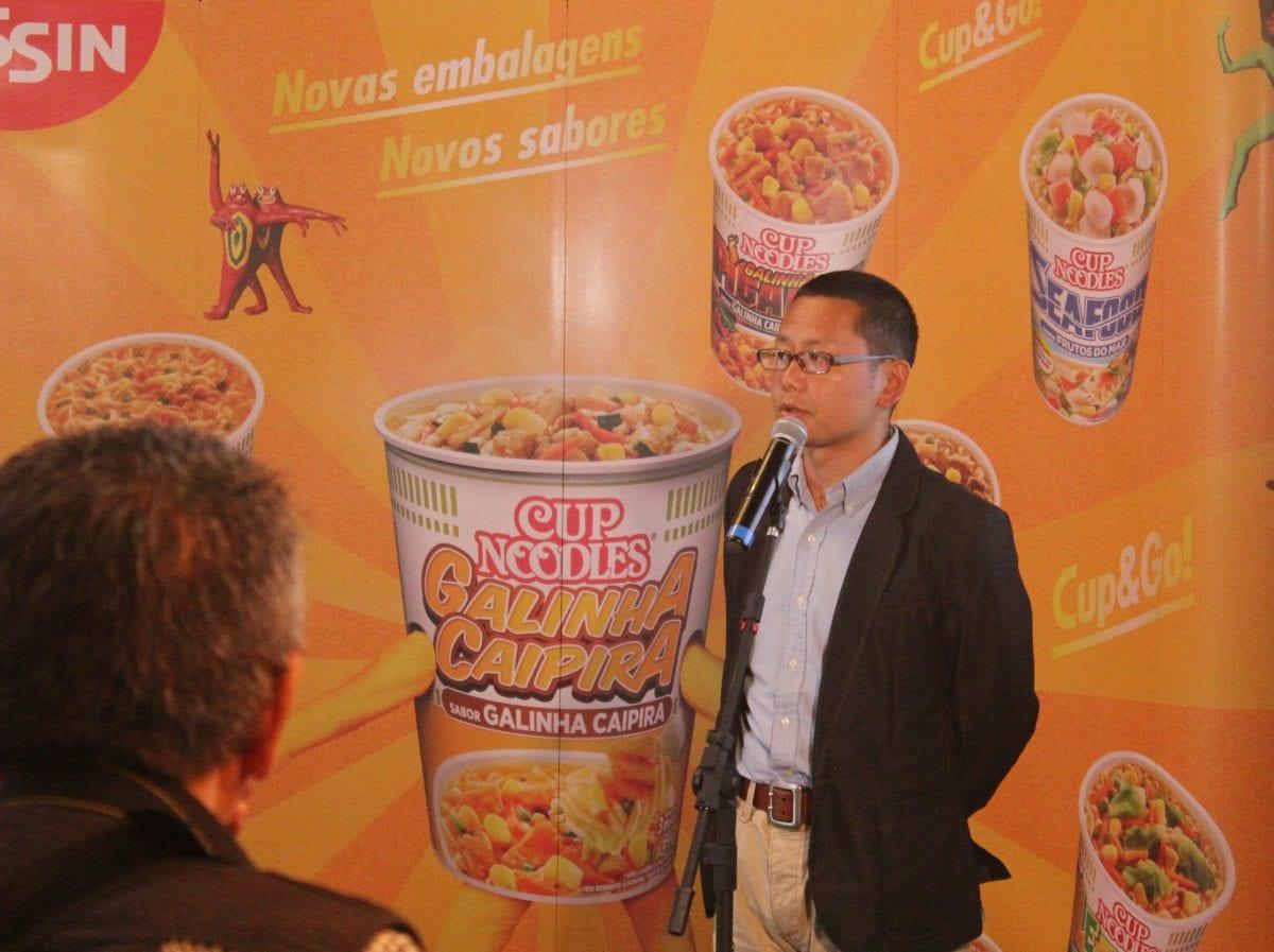 Cup Noodles lança novos sabores com uma pitada de adrenalina