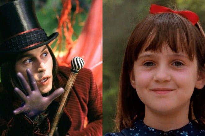 A Fantástica Fábrica de Chocolate e Matilda serão séries da Netflix